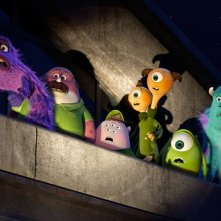 Monsters University: una scena del film d'animazione targato Disney