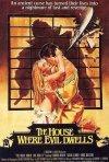 The House Where Evil Dwells: la locandina del film