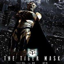 Tiger Mask: la locandina del film