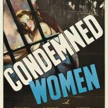 Condannate: la locandina del film
