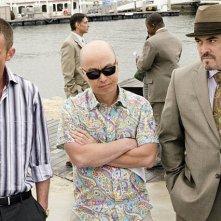 Dexter: Desmond Harrington, C.S. Lee e David Zayas nell'episodio A Beautiful Day