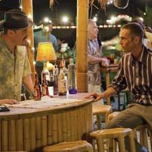 Dexter: Desmond Harrington e David Zayas nell'episodio Every Silver Lining