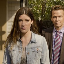 Dexter: Jennifer Carpenter e Sean Patrick nell'episodio Every Silver Lining
