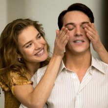 Jonathan Rhys Meyers con Natalia Vodianova in Belle du Seigneur