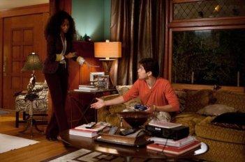 The Fosters: Sherri Saum in una scena della serie