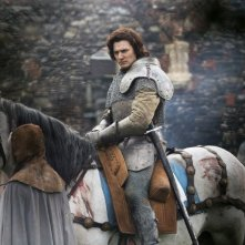 The White Queen: Aneurin Barnard nella serie Starz