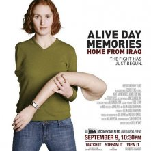 Alive Day Memories: Home from Iraq: la locandina del film