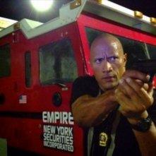 Empire State: Dwayne Johnson nella prima immagine del film