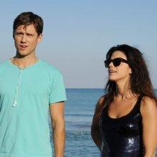 Graceland: Aaron Tveit e Vanessa Ferlito nel pilot della serie