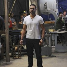 Graceland: Daniel Sunjata nell'episodio Heat Run