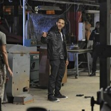 Graceland: Mike Warren, Aaron Tveit e Daniel Sunjata nell'episodio Heat Run