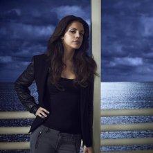 Graceland: Vanessa Ferlito in una foto promozionale della serie