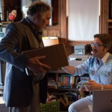 Maron: Judd Hirsch e Marc Maron in una scena della serie