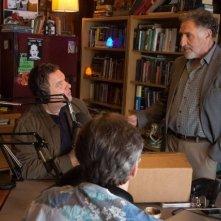 Maron: Judd Hirsch, Jeff Garlin e Marc Maron in una scena della serie