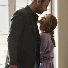 Ray Donovan: Liev Schreiber e Paula Malcomson nel pilot della serie