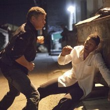 Ray Donovan: Steven Bauer e Pooch Hall nell'episodio A Mouth Is a Mouth