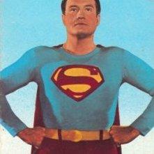 Stamp Day for Superman: la locandina del film