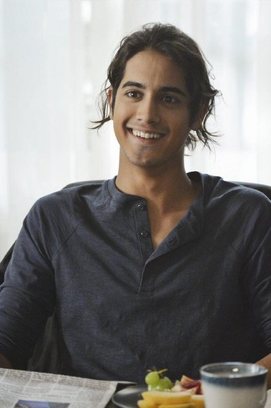 Twisted: Avan Jogia nell'episodio Grief is a Five-Letter-Word