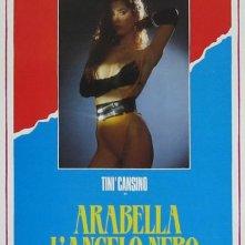 Arabella l\'angelo nero: la locandina del film