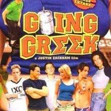 Going Greek: la locandina del film