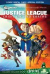 Justice League: Crisis on Two Earths: la locandina del film