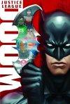 Justice League: Doom: la locandina del film