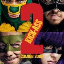 Kick-Ass 2: ancora un nuovo poster