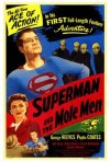 Superman and the Mole-Men: la locandina del film