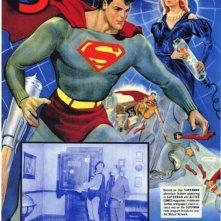 Superman: la locandina del film