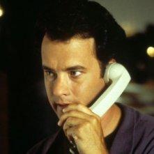 Tom Hanks nel film Insonnia d'Amore