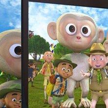 Eco Planet - Un pianeta da salvare: una divertente immagine tratta dal film