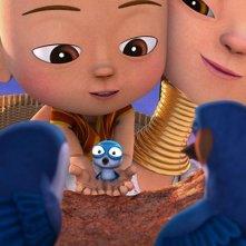 Eco Planet - Un pianeta da salvare: una scena tratta dal film animato