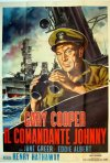 Il comandante Johnny: la locandina del film