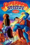 Superman: Brainiac Attacks: la locandina del film