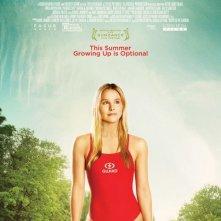 The Lifeguard: la locandina del film