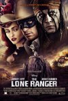 The Lone Ranger: il poster italiano definitivo del film