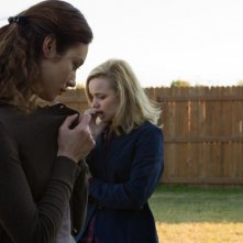 To the wonder: Rachel McAdams e Olga Kurylenko in un teso momento del film