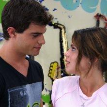 Violetta: Martina Stoessel e  Diego Dominguez in una scena dell'episodio 9 della stagione 2