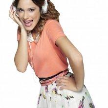Violetta: Martina Stoessel in una immagine promozionale della stagione 2