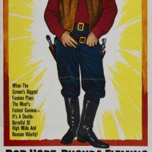 Arriva Jesse James: la locandina del film