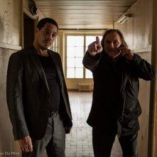 Gerard Depardieu e Joey Starr nel poliziesco La marque des anges