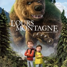 Il grande orso: la locandina francese