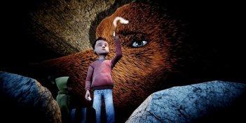 Il grande orso: un'immagine tratta dal film