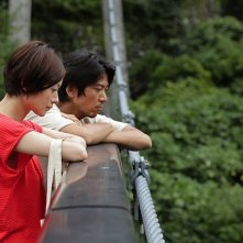 The Ravine of Goodbye (Sayonara keikoku) - una scena del film