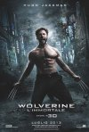 Wolverine: l'immortale, il teaser poster italiano