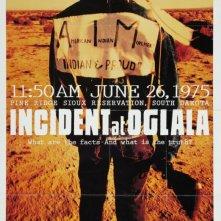 Incidente a Oglala: la locandina del film