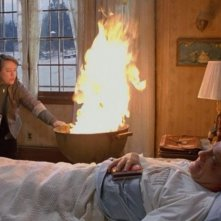 Kathy Bates con James Caan in Misery (1990)