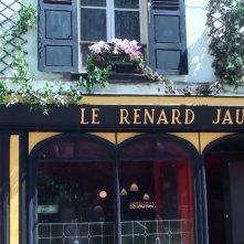 Le renard jaune - una scena del film francese