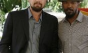 Leonardo DiCaprio e Jamie Foxx in Mean Business on North Ganson Street