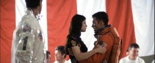 Ben Affleck con Liv Tyler in Armageddon (1998)